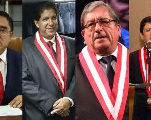 Informe contra Hinostroza y exmiembros del CNM en camino a la Comisión Permanente