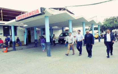 Destinan S/ 7 millones para reponer equipos en hospital Regional de Trujillo