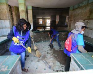 Ministra inicia campaña 'Perú Limpio' en El Porvenir