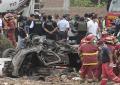 Reportan mil 400 accidentes de tránsito en la provincia