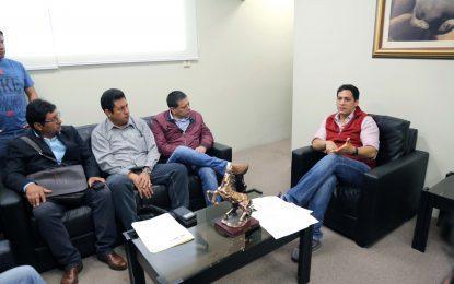 Anuncia reinicio de obra en Pataz para quincena de octubre