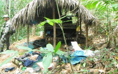 Vraem: 4 terroristas abatidos y 13 narcotraficantes detenidos.