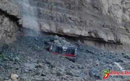 Terrible accidente cobra la vida de 6 personas en la provincia de Pataz.