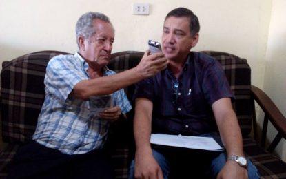 """Entrevista de 14-03-17 """"La Voz de la Calle"""""""
