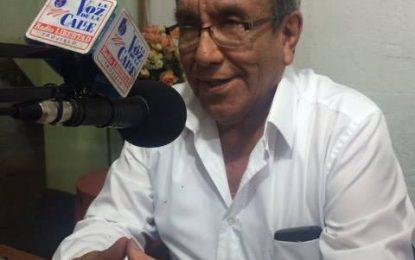 """Entrevista de 16-03-17 """"La Voz de la Calle"""""""