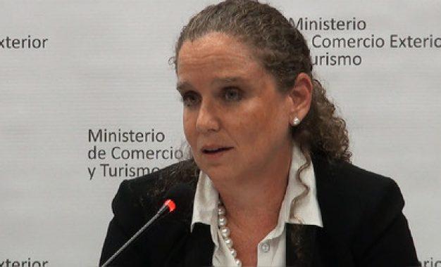 Claudia Cooper optimista por desempeño económico del país  para el 2018 y el 2019