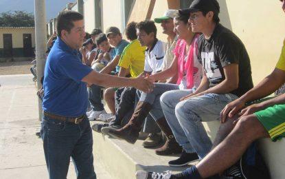 LA LIBERTAD: CONFIRMAN FECHA DE LANZAMIENTO DE CANDIDATURA DE CARLOS DÍAZ LEZAMA A LA ALCALDÍA PROVINCIAL DE GRAN CHIMÚ