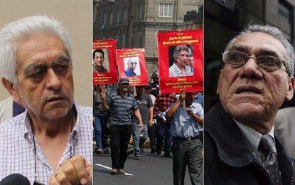 Poder Judicial  inicia en diciembre juicio por apología del terrorismo a miembros del Movadef