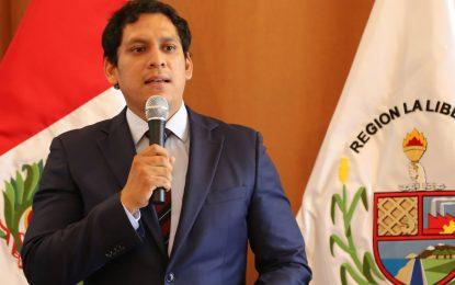 """Luis Valdez: """"En 6 meses iniciarían las obras en la quebrada San Ildefonso"""""""