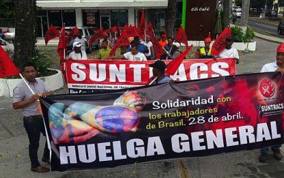 """Brasil: gobierno calificó de """"fracaso"""" la huelga nacional llevada a cabo hoy"""