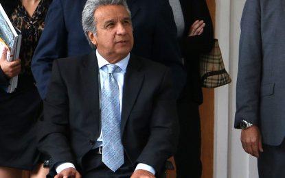 Presidente de Ecuador se solidariza con jugador tras declaraciones de Butters
