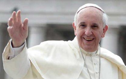 Papa Francisco visitará Perú del 18 al 21 de enero del 2018