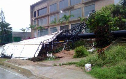 Venezuela: tormenta tropical 'Bret' provoca daños en zona costera