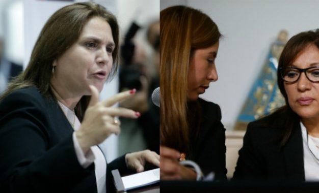 """Marisol Pérez Tello sobre destitución de Ampuero y Príncipe: """"No hay forma fácil de hacer cosas difíciles"""""""