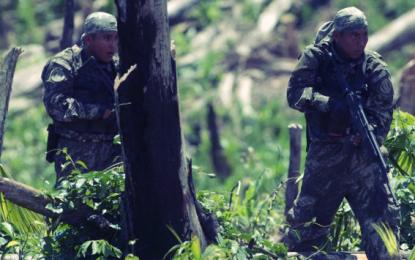 VRAEM: Soldado fue herido en ataque de presuntos narcoterroristas