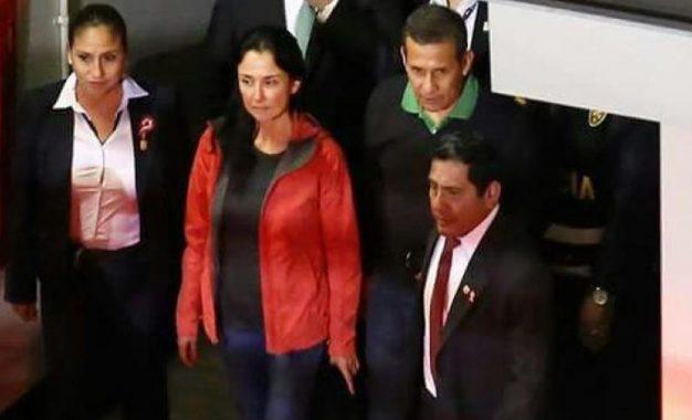 Caso Odebrecht: Equipo Especial presentó acusación contra Ollanta Humala y Nadine Heredia