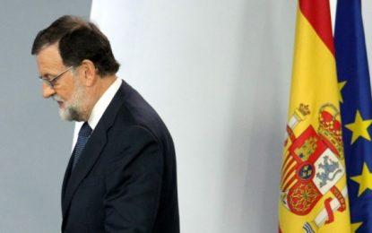 Cataluña: Gobierno Español y oposición acuerdan modificar constitución.
