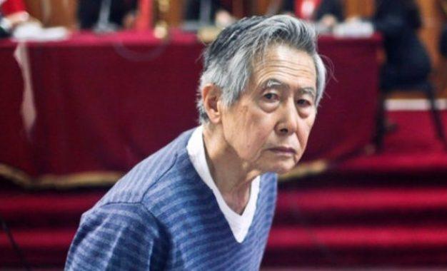 Corte Suprema revisa hoy el indulto humanitario otorgado a Alberto Fujimori