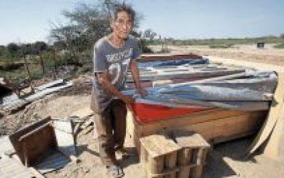 El Niño costero: casi 5 mil módulos de vivienda aún no llegan a damnificados