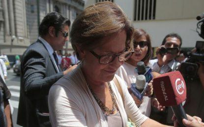 Fiscalía abre investigación preliminar contra Susana Villarán