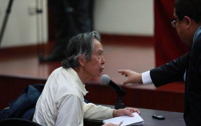 Poder Judicial da 48 horas al INPE para que busque un penal y traslade al expresidente