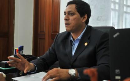 Manuel Llempén regresa a la Región tras campaña