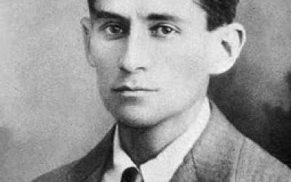 10 frases para recordar al autor de 'La metamorfosis' Franz Kafka