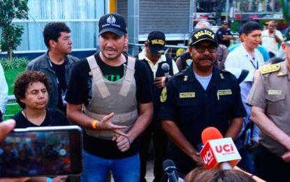 George Forsyth es el político que genera mayor simpatía en el Perú