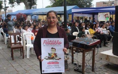 """MPT INAUGURO LA CAMPAÑA  """"FESTILIBRO"""""""