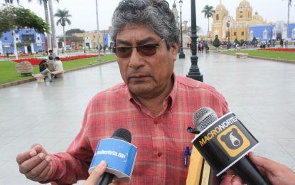 AFECTADOS DEL NIÑO COSTERO, RECHAZAN CONSTRUCCIÓN DE CANAL DE DERIVACIÓN AL RÍO MOCHE