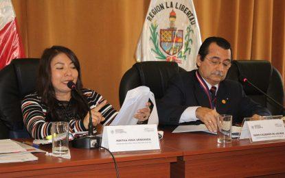 EL PRESIDENTE DE CONSEJO REGIONAL, DECLARA EN EMERGENCIA A TODO EL SECTOR SALUD DE LA LIBERTAD