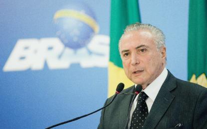 Michel Temer suspenderá a todos los ministros implicados en Lava Jato