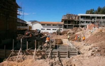 La Libertad inicia el 2016 con S/. 277 millones para obras