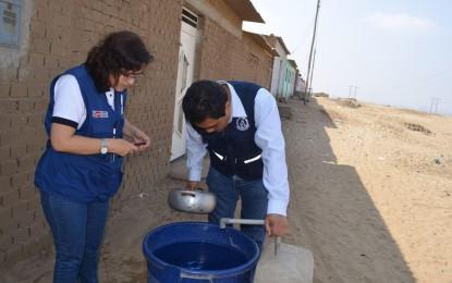 Emplean nueva estrategia para combatir dengue