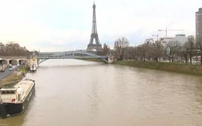 782 ciudades en estado de catástrofe por lluvias en Francia