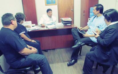 Red de Salud de Trujillo implantará consultorios odontológicos en hospitales