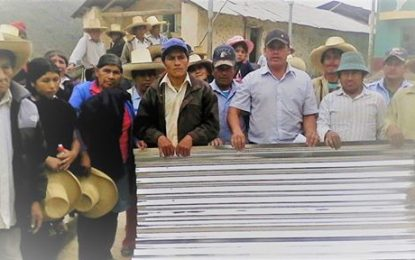 SINSICAP: MUNICIPIO SIGUE HACIENDO LLEGAR APOYO A DAMNIFICADOS
