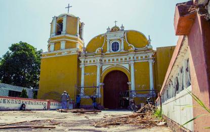 Revalorarán el Templo Matriz Virgen de la Misericordia de Jequetepeque