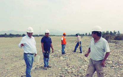 Trabajos de prevención se ejecutaron al 100% en La Libertad