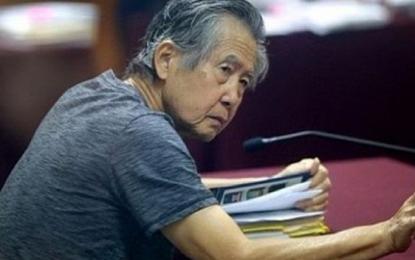 Corte Suprema ordena a la Policía Nacional custodiar a al expresidente Alberto Fujimori
