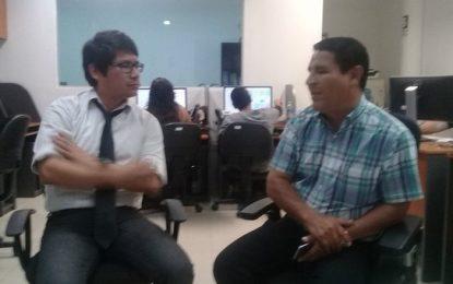 """Alcalde Carlos Vásquez: """"Contrincantes se aprovecharon del desastre en Víctor Larco"""""""