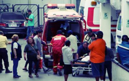 Cinco personas fallecieron en accidente vehicular en la Libertad