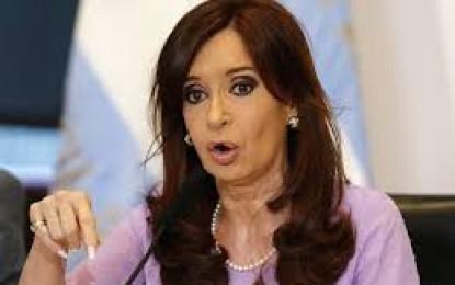 """Argentina: """"Pueden meterme presa pero no evitarán que diga lo que pienso"""""""