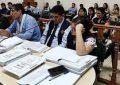 Dictan 18 meses de prisión preventiva para detenidos con más de una tonelada de droga