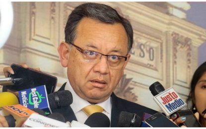 Edgar Alarcón: concluyen que su título profesional de contador es fraudulento