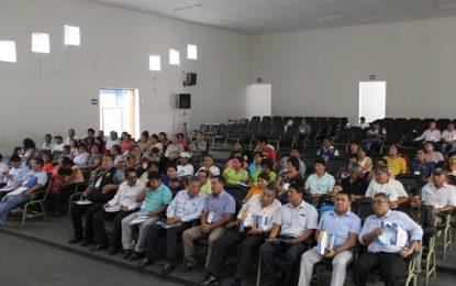 El Porvenir: Sociedad civil y dirigentes participan en presupuesto participativo 2020