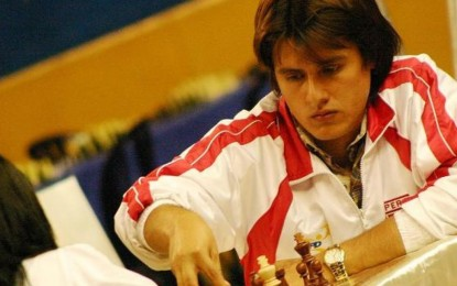 Peruano se corona campeón continental de Ajedrez
