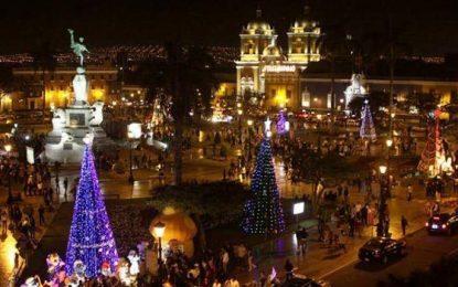 Festival de Luces y Colores no se realizará en plaza de armas