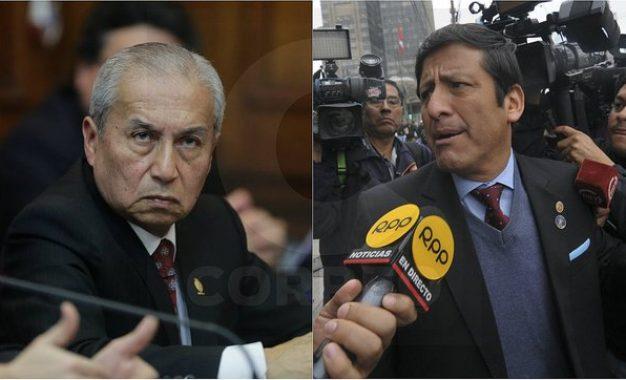 Hijo de Chávarry trabajó en el Consejo Nacional de la Magistratura durante gestión de Guido Aguila