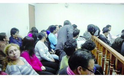 """Inicia audiencia de prisión preventiva para """"La Alianza del Valle"""""""